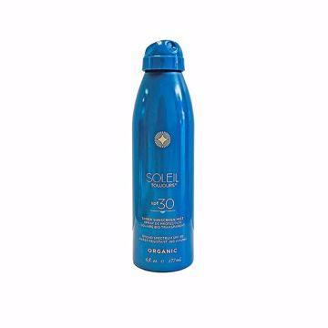 Organic Sheer Sunscreen Mist SPF30 177 ml