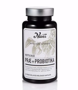 Nani Præ+Probiotika 60 tabs