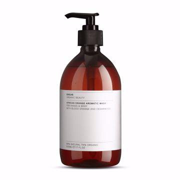 African Orange Aromatic Wash 500 ml