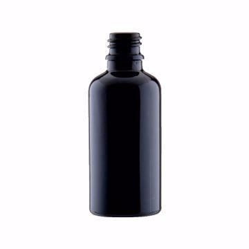Ansigtolie Glas Flaske med pipette 30 ml.