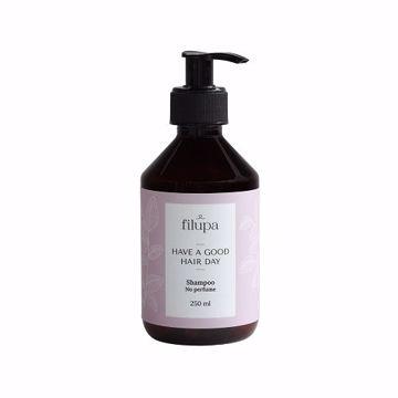Filupa Shampoo 250ml No perfume